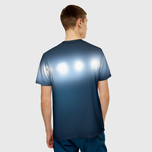 Мужская футболка 3D  Фото 04, Волейбол 4