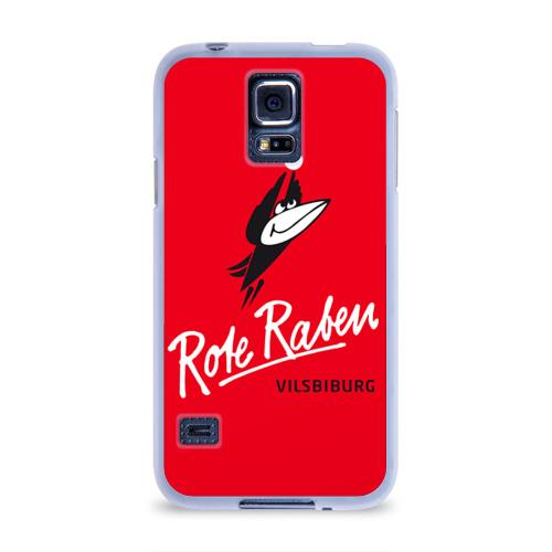 Чехол для Samsung Galaxy S5 силиконовый  Фото 01, Волейбол 16