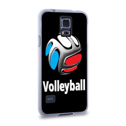 Чехол для Samsung Galaxy S5 силиконовый  Фото 02, Волейбол 29