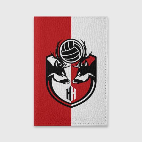 Обложка для паспорта матовая кожа  Фото 01, Волейбол 53