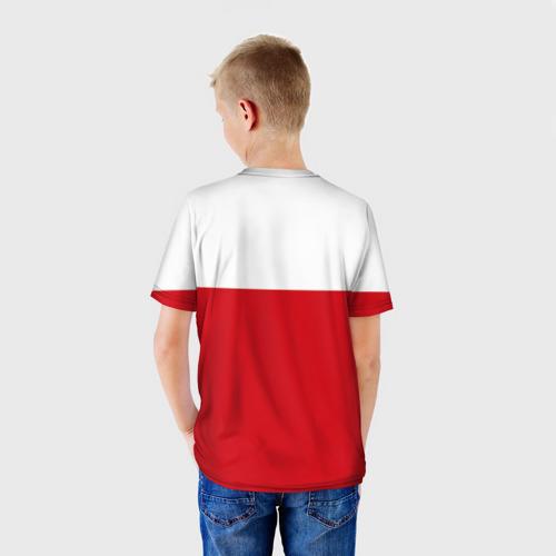 Детская футболка 3D  Фото 02, Волейбол 62
