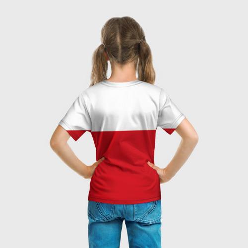 Детская футболка 3D  Фото 04, Волейбол 62