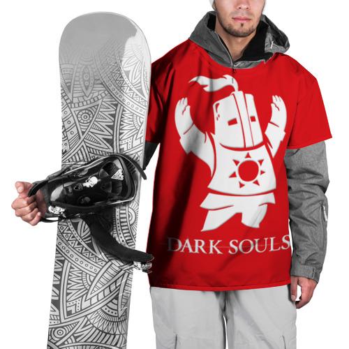 Накидка на куртку 3D  Фото 01, Dark Souls 1