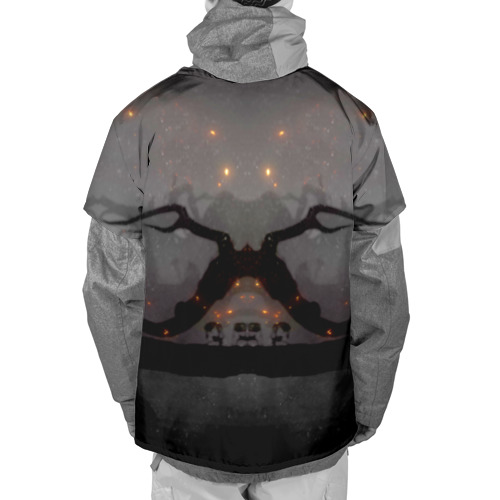 Накидка на куртку 3D  Фото 02, Dark Souls 8