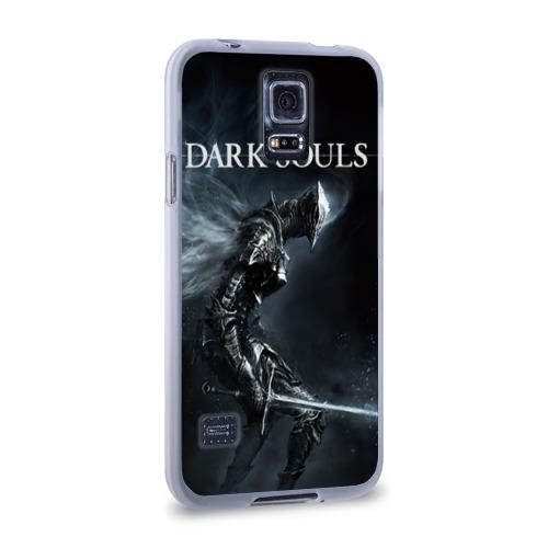 Чехол для Samsung Galaxy S5 силиконовый  Фото 02, Dark Souls 15