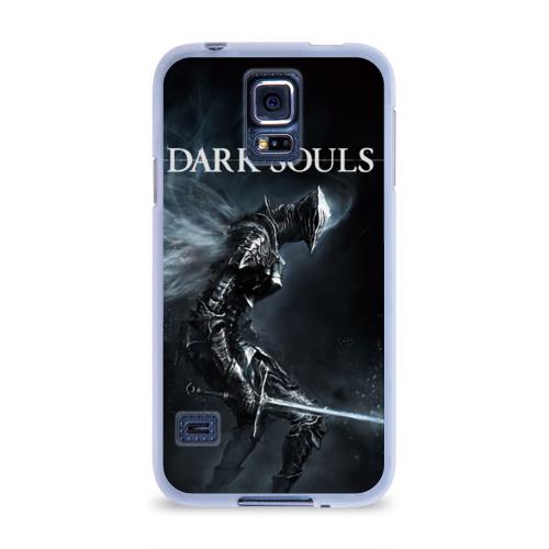 Чехол для Samsung Galaxy S5 силиконовый  Фото 01, Dark Souls 15