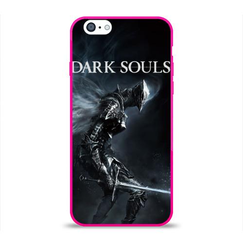 Чехол для Apple iPhone 6 силиконовый глянцевый  Фото 01, Dark Souls 15