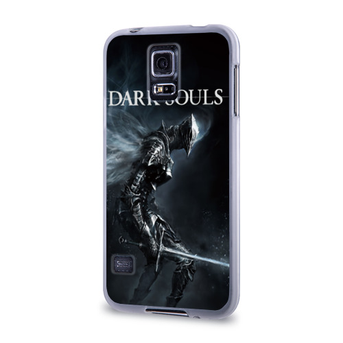 Чехол для Samsung Galaxy S5 силиконовый  Фото 03, Dark Souls 15