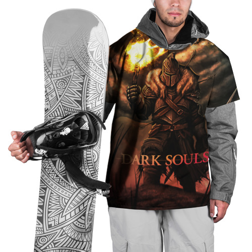 Накидка на куртку 3D  Фото 01, Dark Souls 18