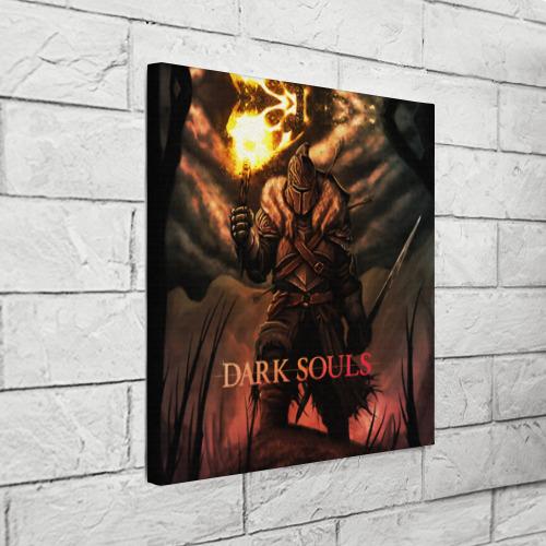 Холст квадратный  Фото 03, Dark Souls 18