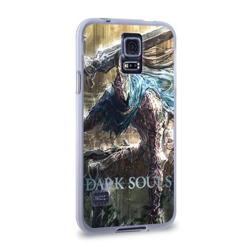 Чехол для Samsung Galaxy S5 силиконовый  Фото 02, Dark Souls 20