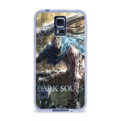 Чехол для Samsung Galaxy S5 силиконовый  Фото 01, Dark Souls 20