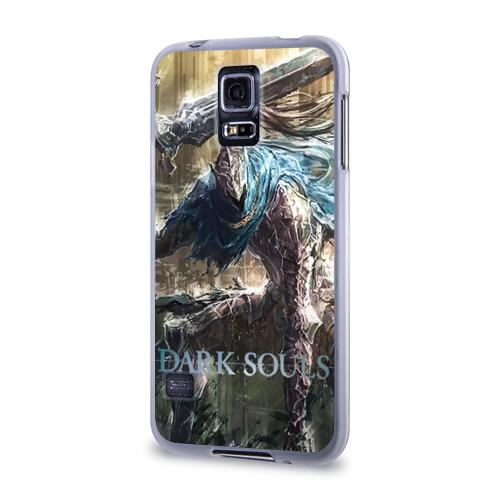Чехол для Samsung Galaxy S5 силиконовый  Фото 03, Dark Souls 20