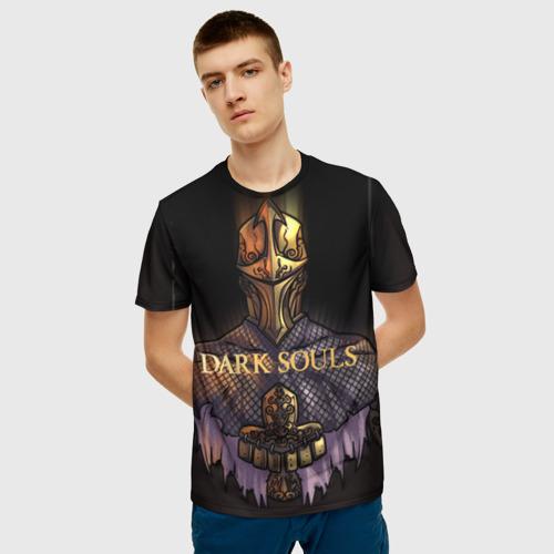 Мужская футболка 3D Dark Souls 29 Фото 01