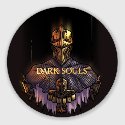 Коврик для мышки круглый Dark Souls 29 Фото 01