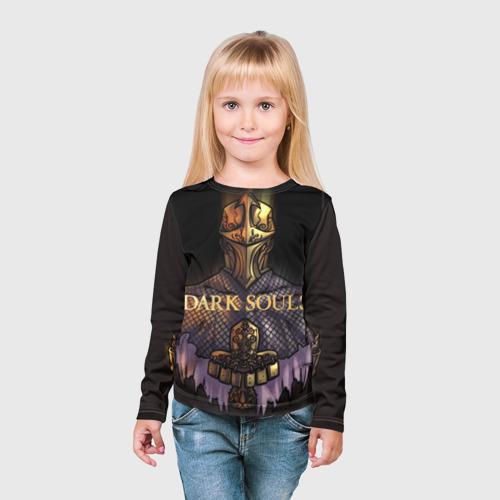 Детский лонгслив 3D Dark Souls 29 Фото 01