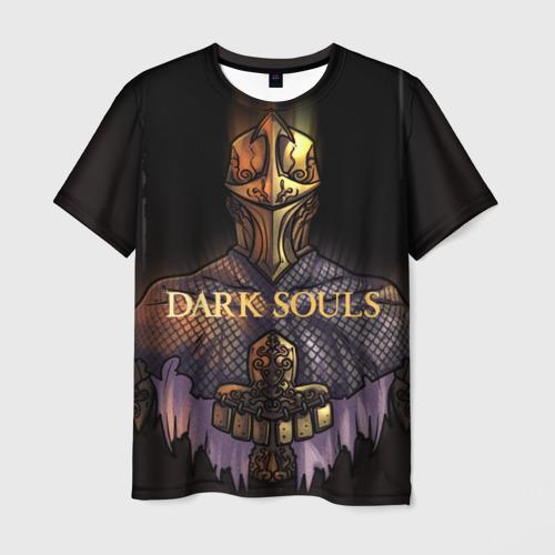Мужская футболка 3D  Фото 03, Dark Souls 29