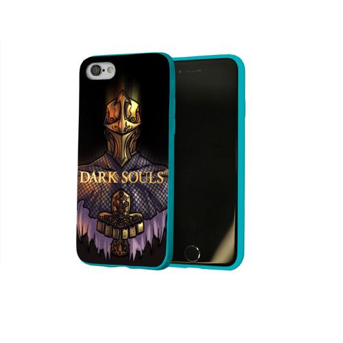 Чехол для Apple iPhone 8 силиконовый глянцевый Dark Souls 29 Фото 01