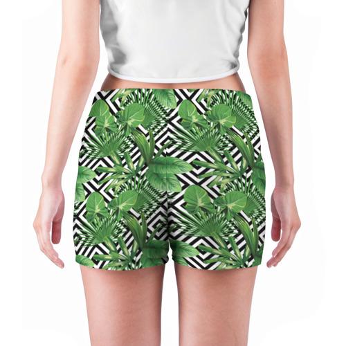 Женские шорты 3D  Фото 04, Tropic