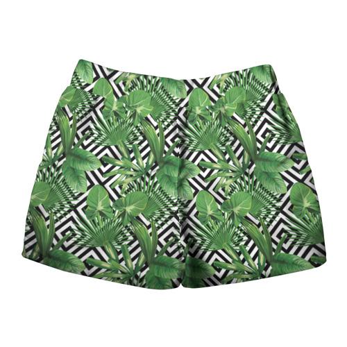 Женские шорты 3D  Фото 02, Tropic