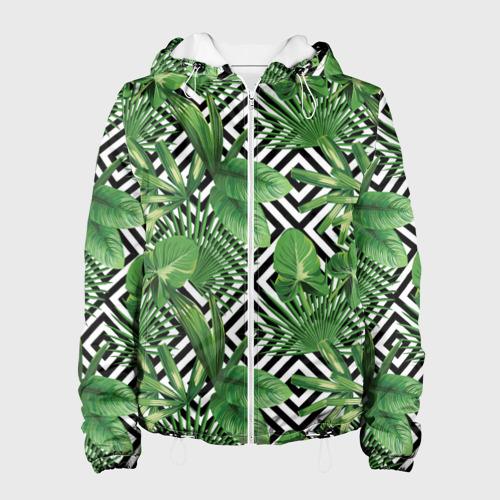 Женская куртка 3D  Фото 01, Tropic