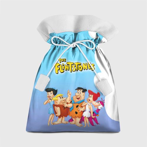 Подарочный 3D мешок Флинстоуны