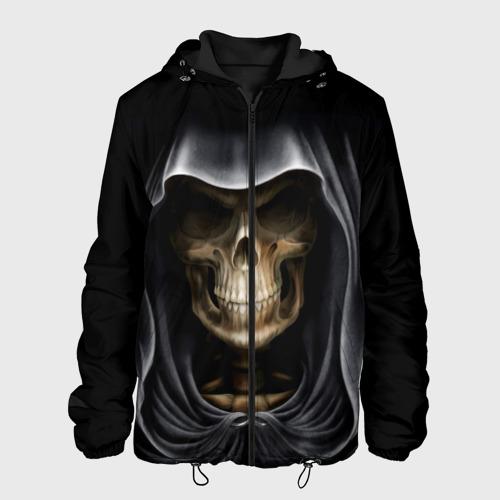 Скелет в капюшоне