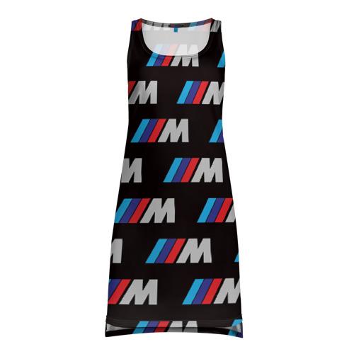 Платье-майка 3D BMW M