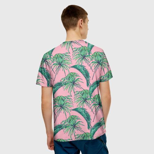 Мужская футболка 3D  Фото 02, Paradise