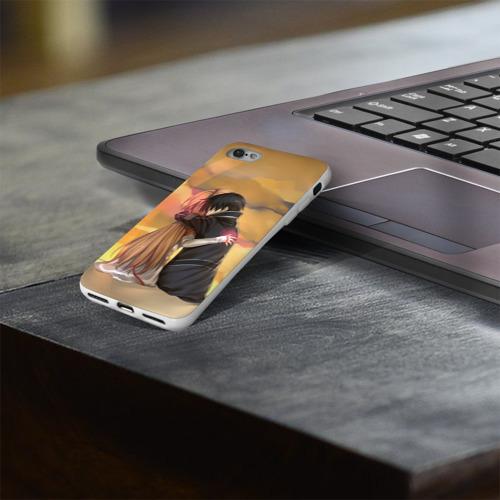 Чехол для Apple iPhone 8 силиконовый глянцевый  Фото 03, Hug