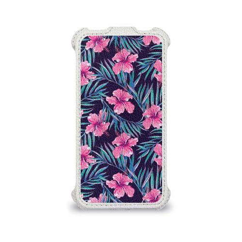 Чехол для Apple iPhone 4/4S flip  Фото 04, Flowers