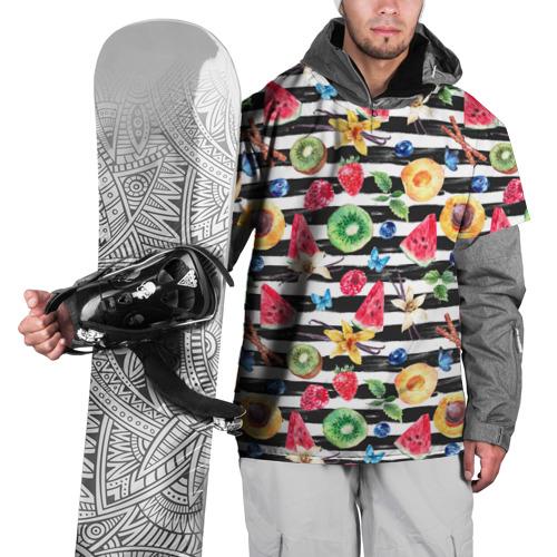 Накидка на куртку 3D  Фото 01, Лето