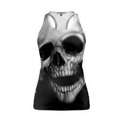 Рисованный череп