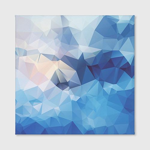 Холст квадратный  Фото 02, Абстракция