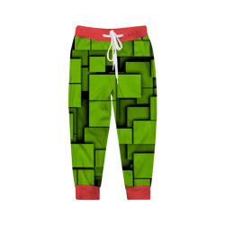 Зеленые кубики
