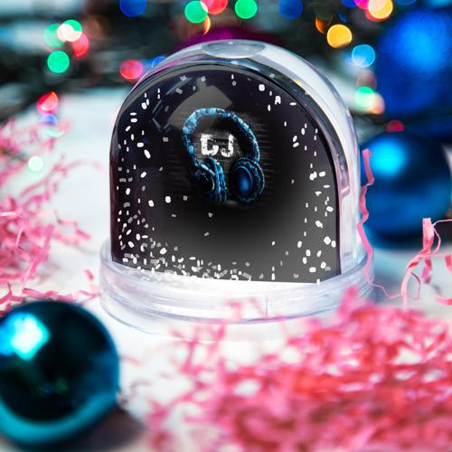 Снежный шар DJ Фото 01