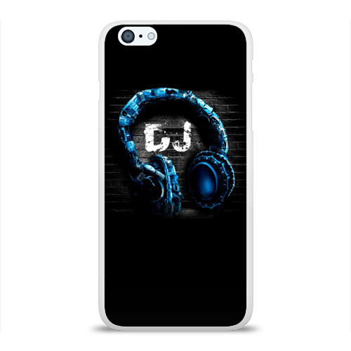 Чехол для Apple iPhone 6Plus/6SPlus силиконовый глянцевый DJ Фото 01