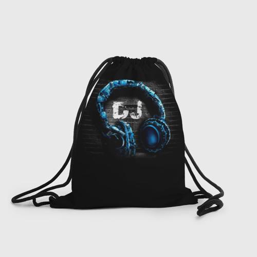 Рюкзак-мешок 3D DJ Фото 01