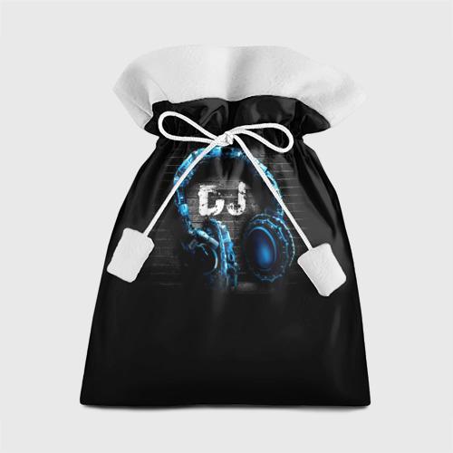 Подарочный 3D мешок DJ Фото 01