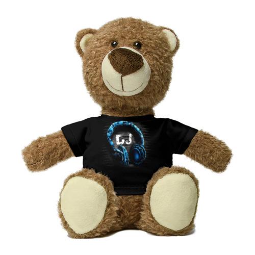 Миша в футболке 3D DJ Фото 01