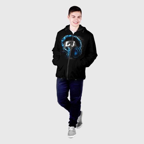 Мужская куртка 3D DJ Фото 01