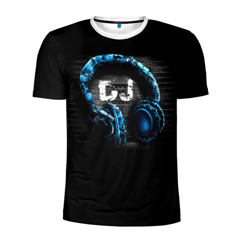 Мужская футболка 3D спортивная DJ