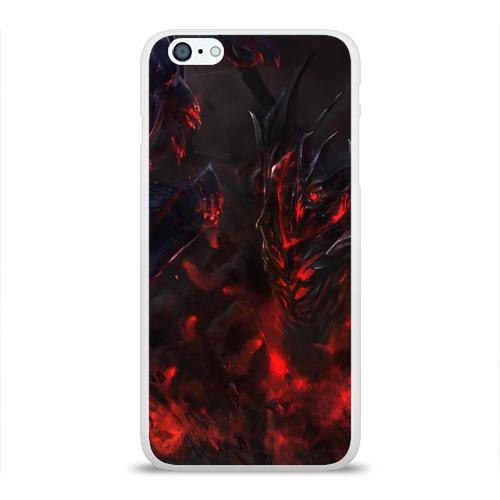 Чехол для Apple iPhone 6Plus/6SPlus силиконовый глянцевый Dota 2 Фото 01