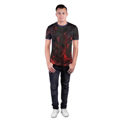 Мужская футболка 3D спортивная  Фото 04, Dota 2