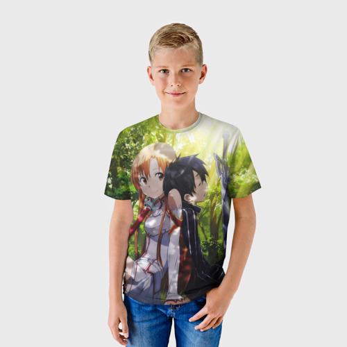 Детская футболка 3D Nature