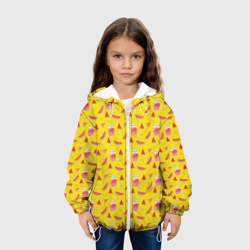Детская куртка 3D  Фото 04, Арбузы