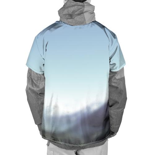 Накидка на куртку 3D  Фото 02, Я - русский
