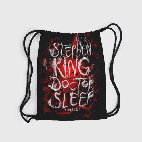 Рюкзак-мешок 3D Стивен Кинг 10 Фото 01
