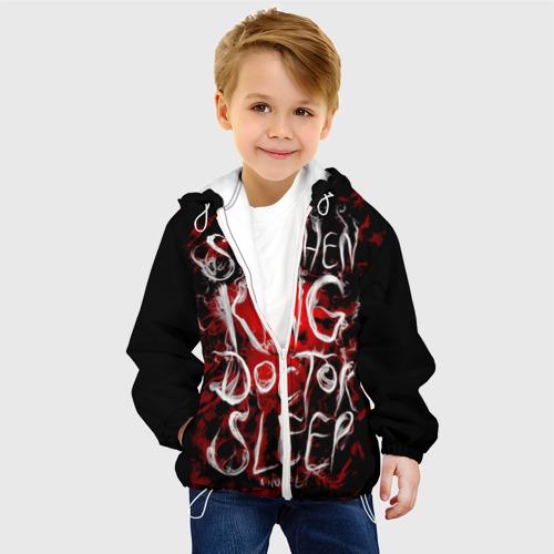 Детская куртка 3D Стивен Кинг 10 Фото 01