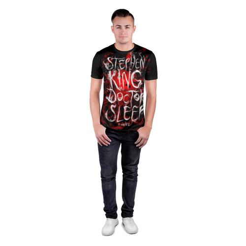 Мужская футболка 3D спортивная  Фото 04, Стивен Кинг 10